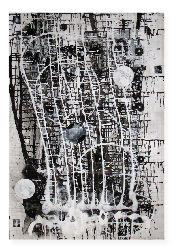 5.MarkWiener_cross narrative untitled series_44x30inch_graphite,charcoal,acrylic and sumi ink on paper_2011_6200.jpg